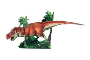 ペーパークラフト ティラノサウルス