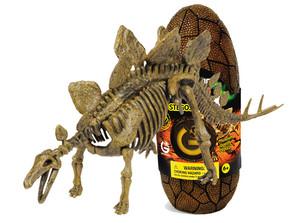 ジュラシックエッグ恐竜組立キット ステゴサウルス
