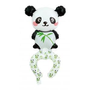 うでピタバルーン1個(パンダ)