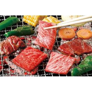 味彩牛焼き肉モモ500g