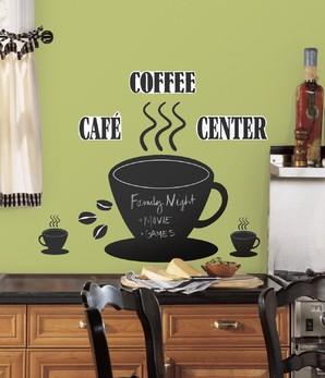 コーヒーカップチョークボード