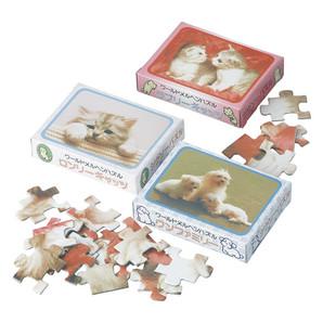 犬ネコジグソーパズル30ピース(1P)