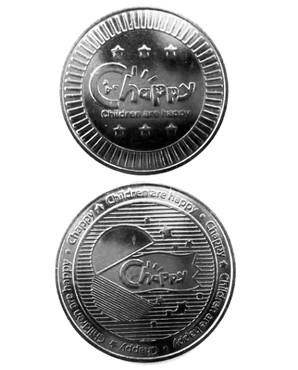 プチコロ専用27mmコイン