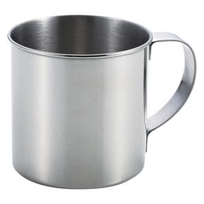ステンレス製シングルマグカップ